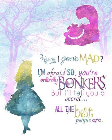 Alice, Alice In Wonderland, Disney, Quote  Image #4444165