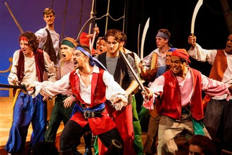 The Pirates of Penzance (New Version)   Stage Whispers