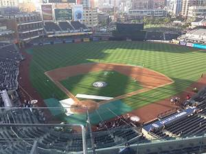 At T Park Seating Chart Rows Petco Park Section 303 Rateyourseats Com