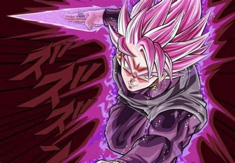 Goku Black Super Saiyan HD rose wallpaper for your Phones