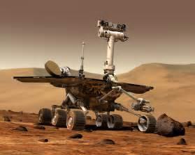 Mars Space Rover Robot