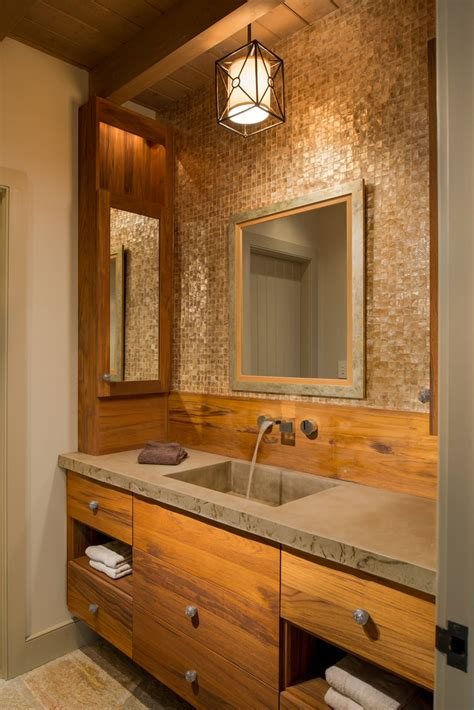 Custom Small Bathrooms by Bathroom Pendant Lighting Fixtures With A Controllable