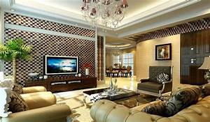 Latest ceiling designs living room interior design for Latest design of living room