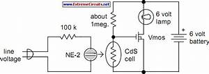 Backup Lamp Circuit Diagram