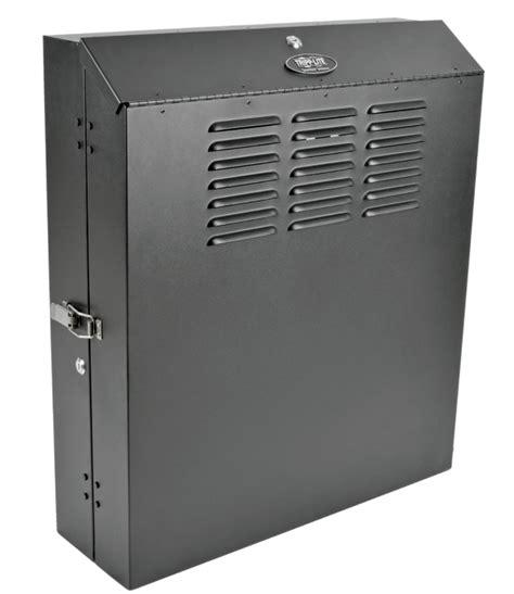 smartrack 6u wall mount rack enclosure cabinet tripp lite srwf6u smartrack 6u low profile vertical mount
