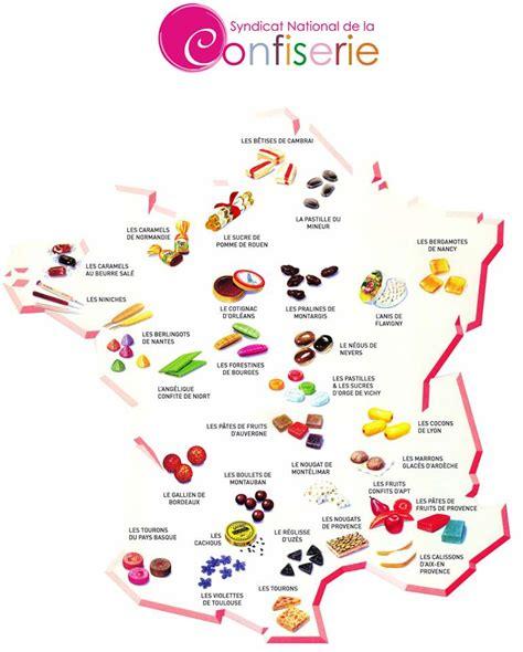 cuisine par region cadeaux bonbons idées douceurs cuisine française