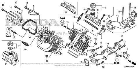 Honda Engines Gxh Vxc Engine Chn Vin Gdabh