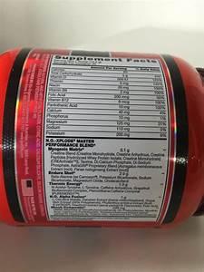 Bsn N O -xplode Pre-workout Igniter Review  U2014 Longest Ingredients List