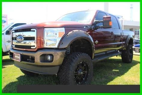 ford   king ranch  diesel   suspension