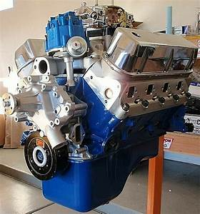 Ford 351 Engine - Replacement Engine Parts