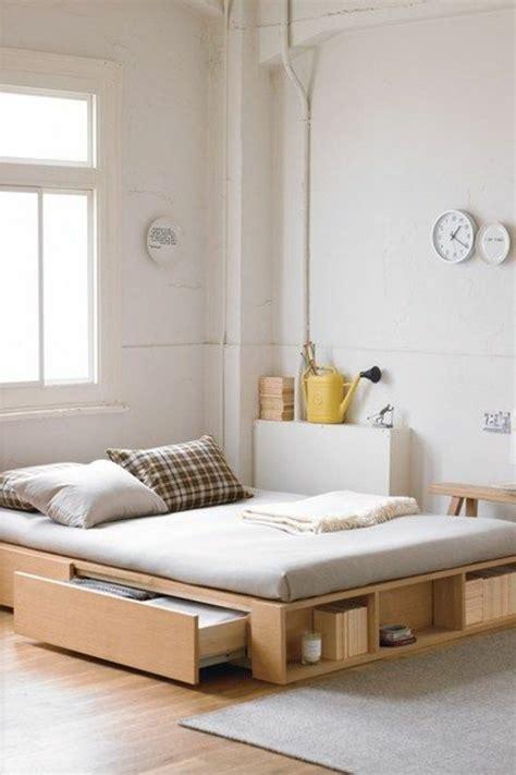 rangement chambre adulte où trouver votre lit avec tiroir de rangement