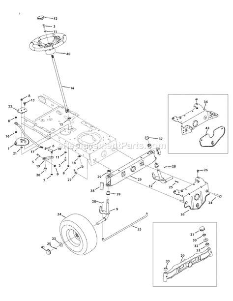 13AM761F065_(2009)_WW_3 bolens 15 hp 38 inch cut mower parts wiring diagram 51 on bolens 15 hp 38 inch cut mower parts wiring diagram