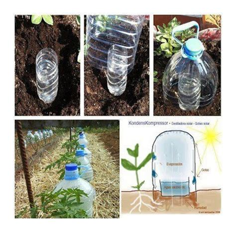 diy goteo solar drip irrigation