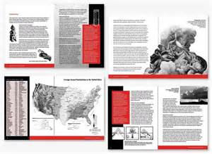textbook layout magazine design book design
