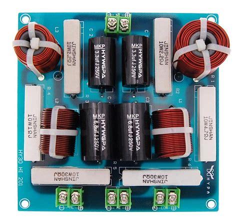 frequenzweiche 3 wege dynavox 3 wege frequenzweiche 3w300 profi rms 300 watt 8 ohm mkp 3 2 1 khz ebay