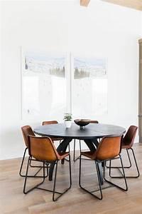 quels meubles de salle a manger pour personnaliser son With meuble salle À manger avec table ronde salle À manger design