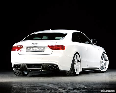 Audi Car :  White Audi S5 Wallpaper