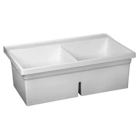 double sink laundry tub double bowl laundry tub utility sink