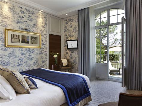 hôtel le normandy 5 étoiles à deauville dans le calvados