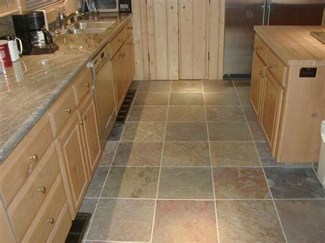 slate tips on laying slate floor tiles