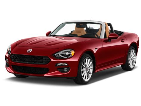 2018 Fiat 124 Spider Review, Ratings, Specs, Prices, And