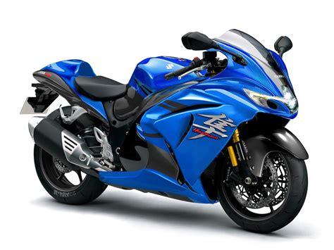 Bigger, better 'Busa: Suzuki Hayabusa replacement on the ...