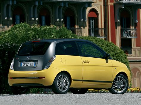Lancia Ypsilon Sport Momo Design 2007 Lancia Ypsilon Sport