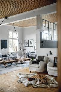 scandinavian home interior design scandinavian chic house with rustic and vintage features digsdigs