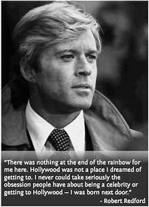 Famous quotes a... Havana Robert Redford Quotes