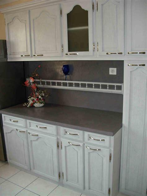 relooker table de cuisine repeindre sa cuisine en bois quasiment surmesure les
