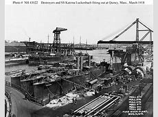 Fore River Shipyard – Wikipedia, wolna encyklopedia