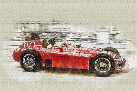 lancia d50 the car