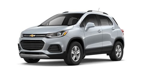 2019 Chevrolet Trax Exterior Colors  Gm Authority