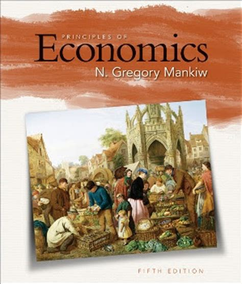 Principles Of Economics By Mankiw 5th Editioncoffee With