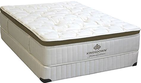 kingsdown mattress reviews kingsdown vs sealy beddingvs