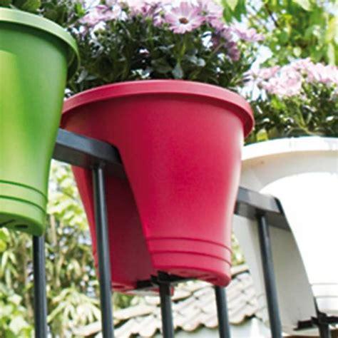 pot fleur pour balcon