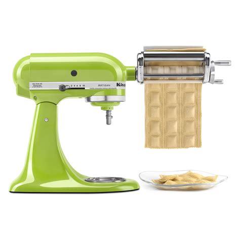 wide roller kitchen stand mixer attachment  pasta home
