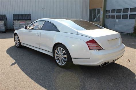 Lastcarnews: Maybach 57 S Coupe Reborn By Austrian