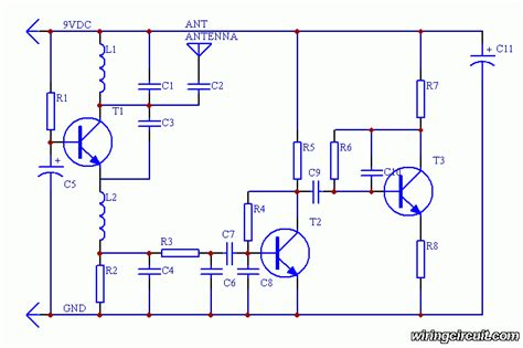 Transmitter What The Best Simple Circuit Diagram