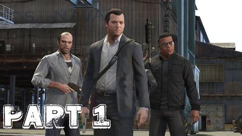 Ps4 Gameplay Walkthrough Part 1- Prologue