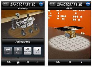 NASA Spacecraft 3D (page 2) - Pics about space
