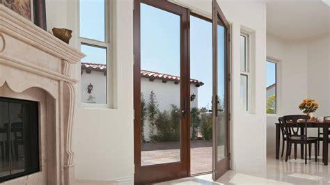 hinged french patio doors  american window door