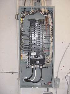 200 Amp Breaker Box Diagram