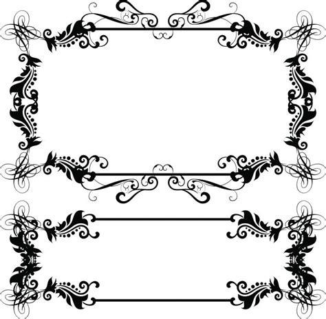 Kitchen Wallpaper Borders Ideas - european border pattern vector free vector 4vector