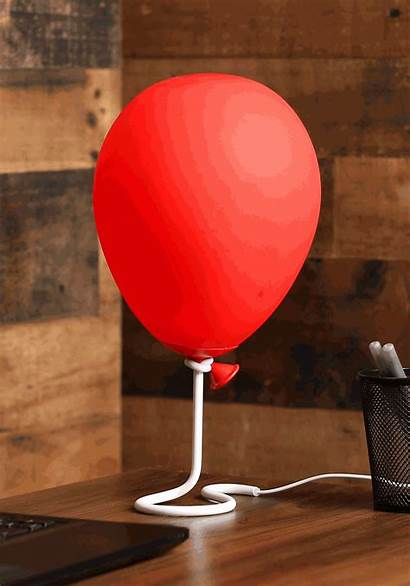 Pennywise Lamp Balloon Scary Decorative Horror Gifts