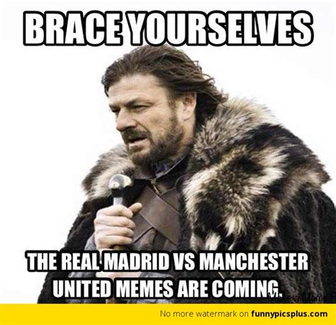 Funny Man Utd Memes - manchester united vs real madrid memes funny pictures