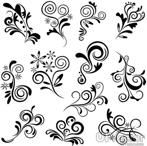 easy to draw designs 18 line pattern design vector images simple line design