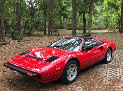 308 Qv For Sale by No Reserve 1984 308 Gtsi Quattrovalvole For Sale
