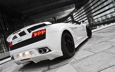 White Classy Sports Car