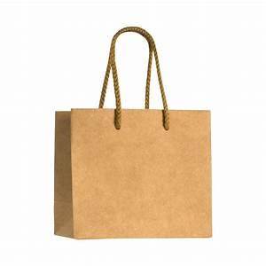 Sac Papier Kraft Deco : sac papier kraft luxe naturel 16 8x14cm poign es cordon coton 200g laval europe ~ Dallasstarsshop.com Idées de Décoration
